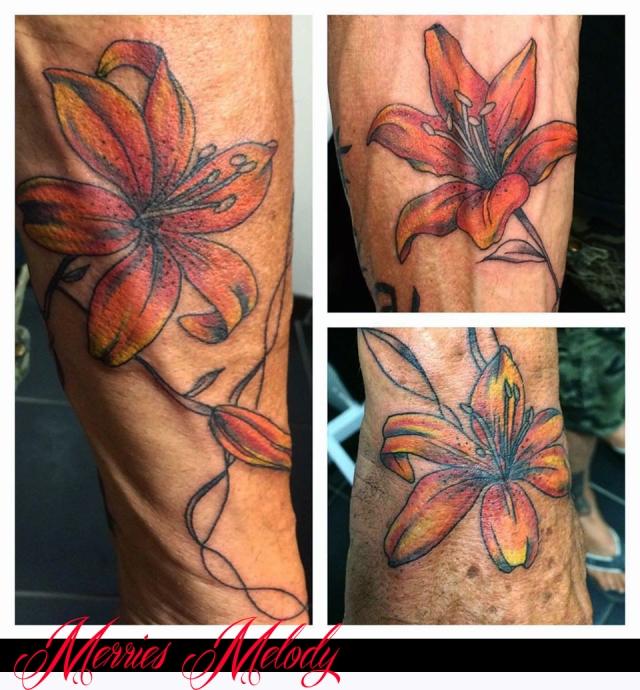 fleur de lys color
