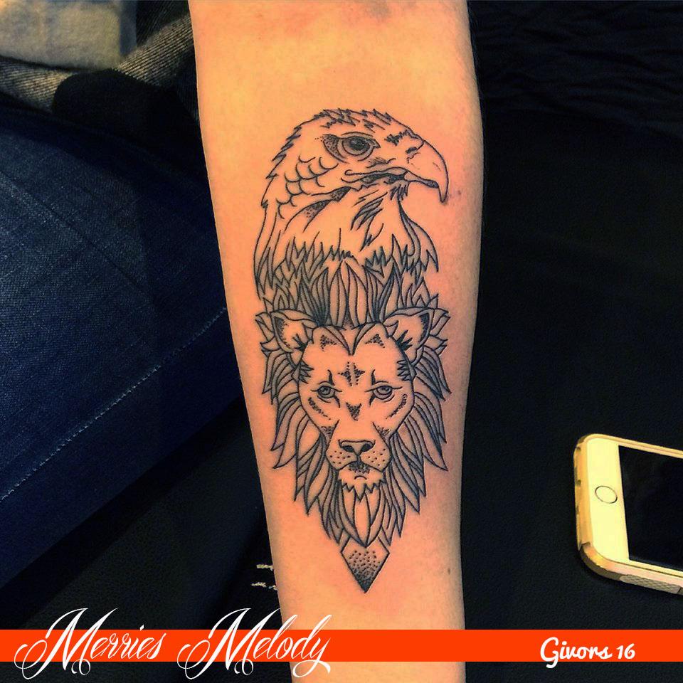 liongraf