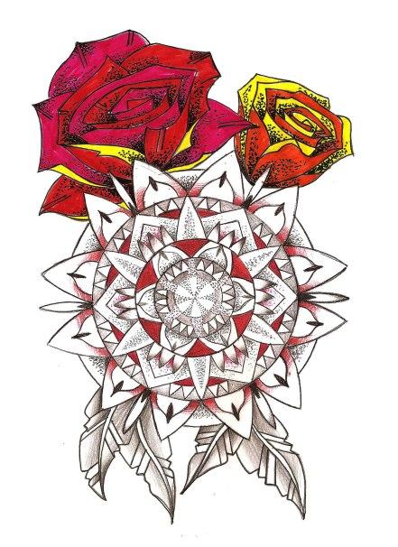 manadala rose p
