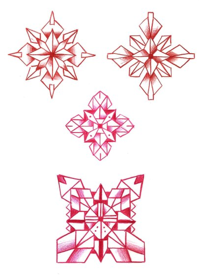 mandala cube3