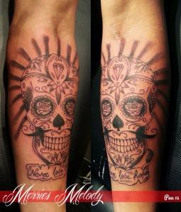 skull calavera