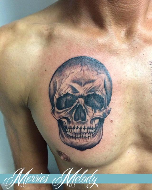 skull peck