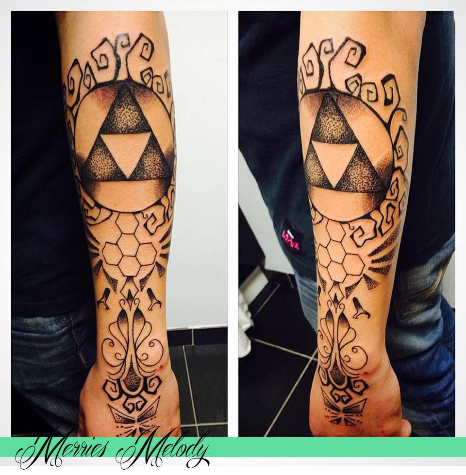 Tatouage avant bras tatouage avant bras poing interieur bras tatouage aile avant bras olivier - Tatouage dentelle avant bras ...