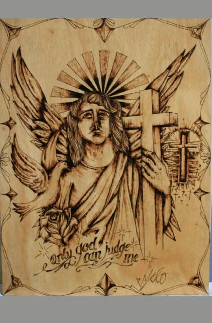 anges croix